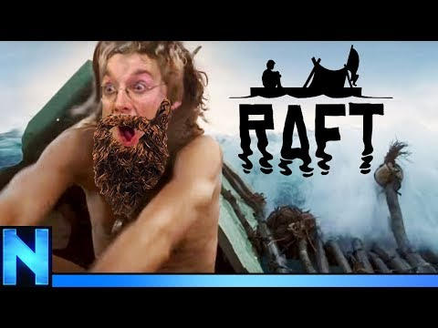 Building A Self Sufficient RAFT On The Ocean
