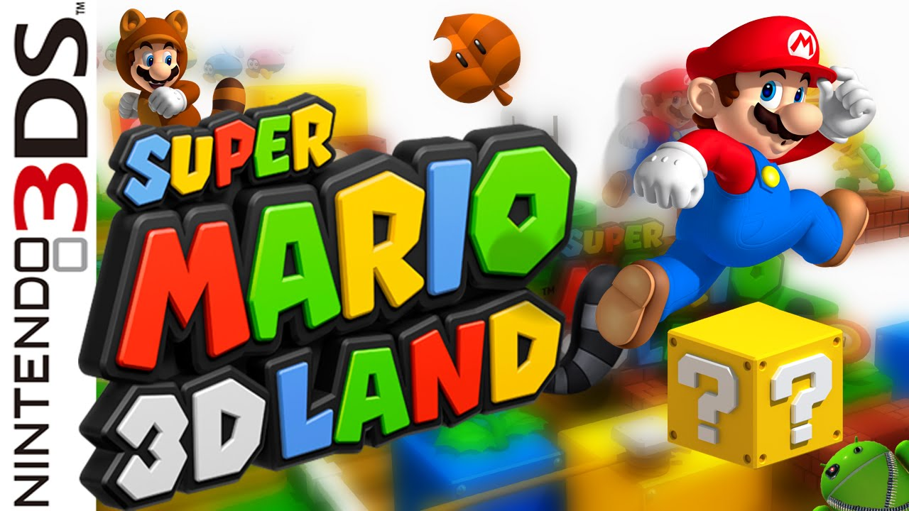 Descargar Super Mario 3d Land En Espanol Multi 3ds Rom Youtube