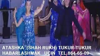 Gambar cover Türkmen shahrukhan tukur tukur