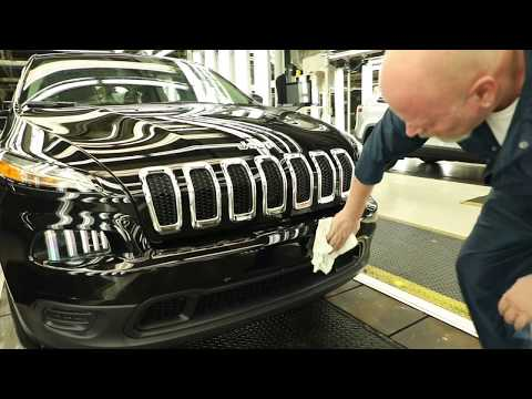 Belvidere Assembly Plant Footage