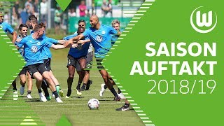 Saisonauftakt 2018/2019   Back to Business   VfL Wolfsburg