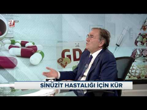 Prof. Dr. İbrahim Saraçoğlu'ndan Sinüzit Hastalığı Için Kür