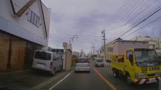 【ドラレコ】その標識、使い方を間違えていますよf^_^;  【Drive recorder】Hey! You make a mistake in the sign and how to use.