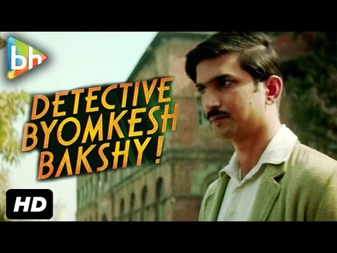 Sushant Singh & Dibakar Banerjee's Interview On Detective Byomkesh Bakshy