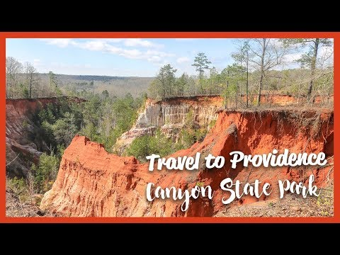 Travel to (Providence Canyon State Park, Georgia)