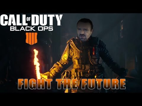 DSP Gets Rekt and Ragequits Call of Duty: Black Ops 4 (Private Beta)