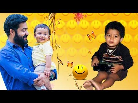 NTR Rare Pics - unseen Photos - Telugu Movie Bazaar
