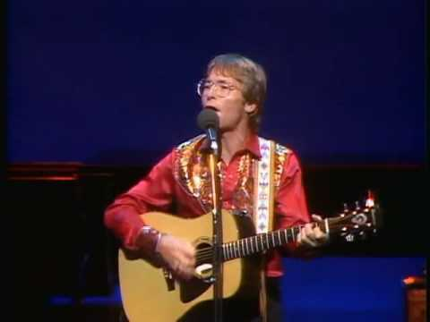 John Denver   in Japan 81  Take Me Home, Country Roads
