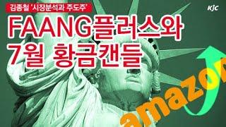 [김종철 원포인트레슨] FAANG플러스와 7월 황금캔들