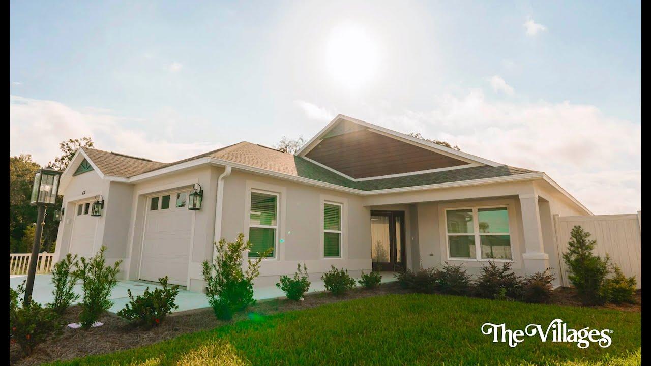 Let's Explore: Opal Bungalow Villas in The Villages, FL