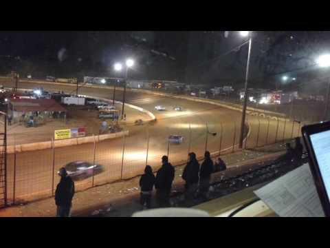 Young Guns at Cherokee Speedway March Madness 2017