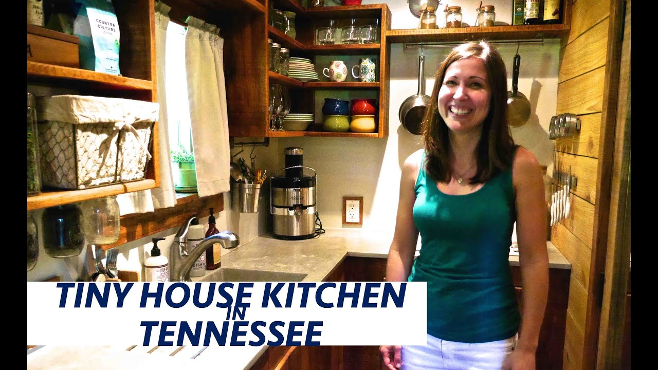 a tiny house kitchen from wind river tiny homes - Tiny House Kitchen