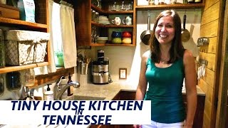 A Tiny House Kitchen From Wind River Tiny Homes!