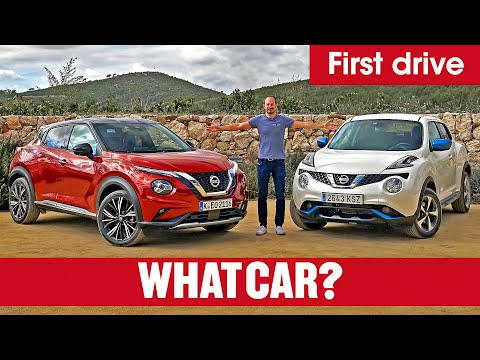 2021 Nissan Juke SUV review –why it's SO much better than the original | What Car?
