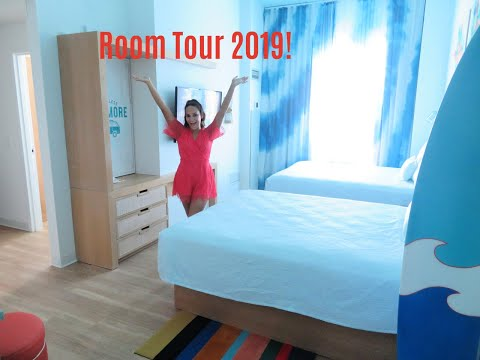 universal's-endless-summer-resort-room-tour---2-bedroom-suite