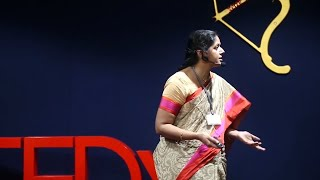 A STROLL WITH SCIENCE | DR. UTHRA DORAIRAJAN | TEDxYouth@KRMPublicSchool
