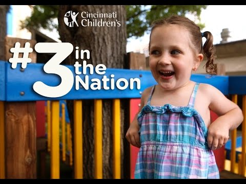 #3 in the Nation | Cincinnati Children's | 30-second spot