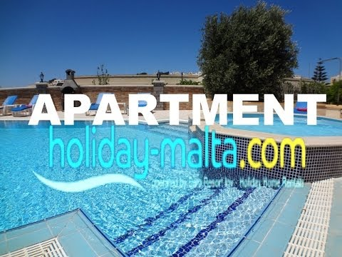 Apartment with a swimming pool in Malta to rent for holidays | Accommodation | (R131)