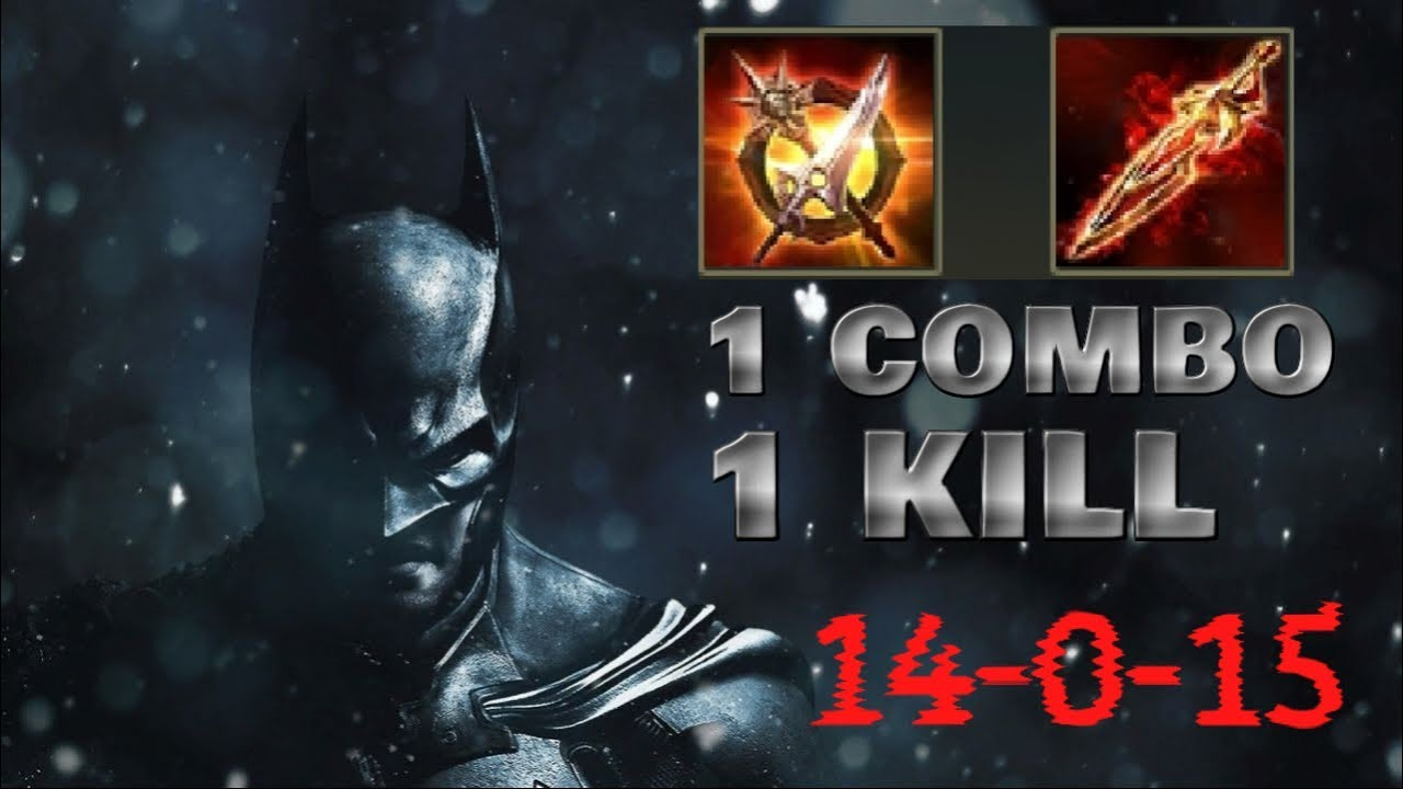 Aov Batman  Kill Best Build After Match Patch
