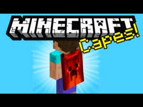 Advanced Capes Mod - Get any cape for free! - Minecraft 1 ...