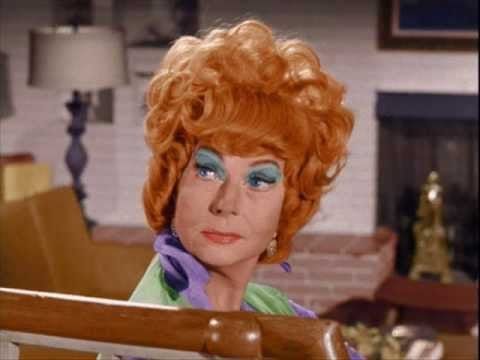 Agnes Moorehead ~ Monday It Is