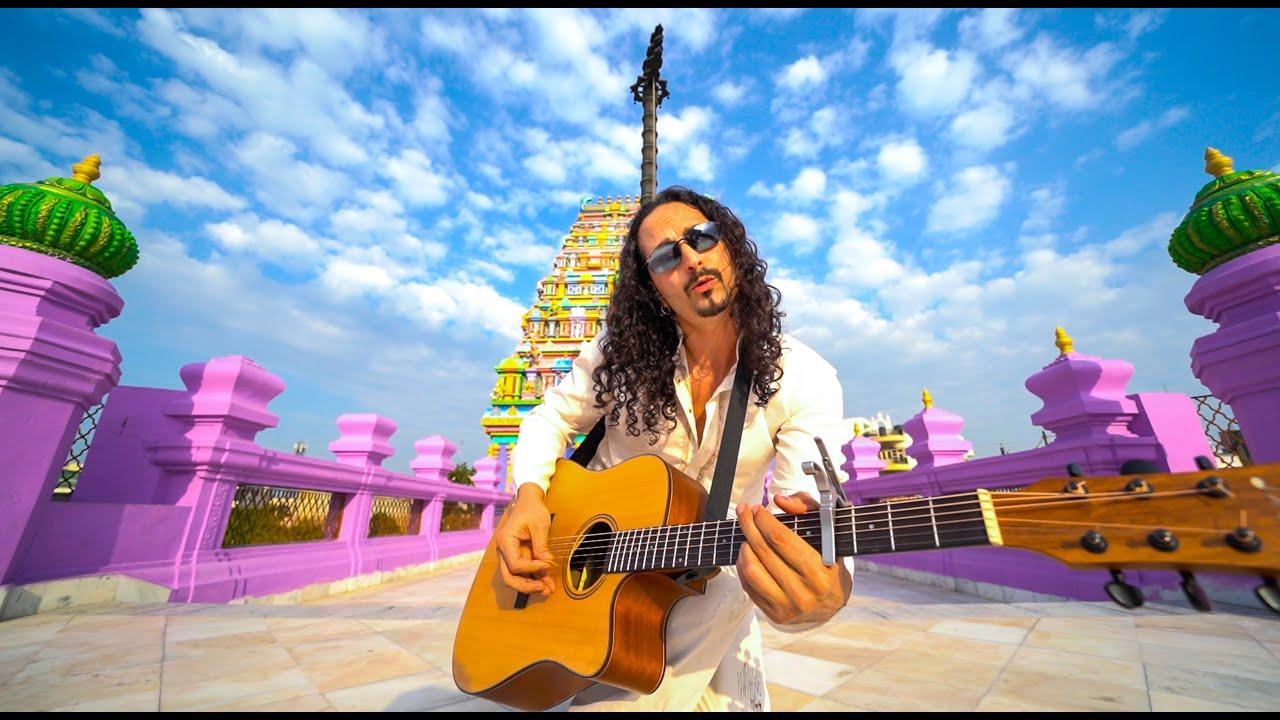 Videoclip que gravei na Índia - Sami Chohfi - Dirty Your Soul
