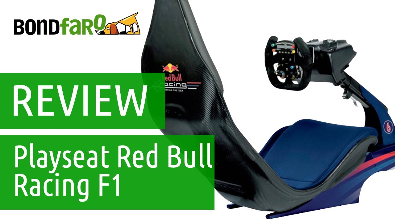 Volante Thrustmaster T500 Rs E Cockpit Playseat Red Bull
