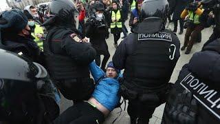 Акции в поддержку Навального 23 января по всей России свободу Навальному митинги за Навального
