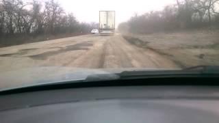 Дорога Решетиловка Кобеляки(, 2016-03-08T17:56:14.000Z)