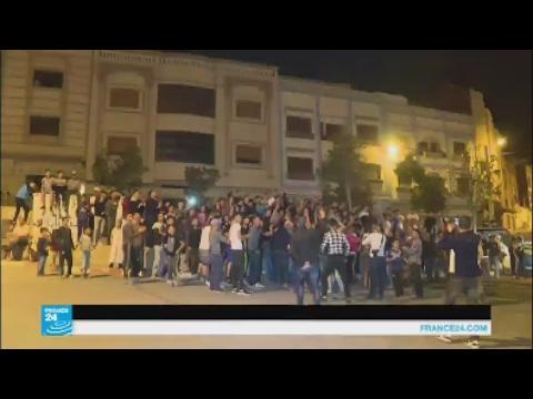 المغرب.. استمرار الاحتجاجات في الحسيمة لليلة الثالثة على التوالي  - نشر قبل 4 ساعة