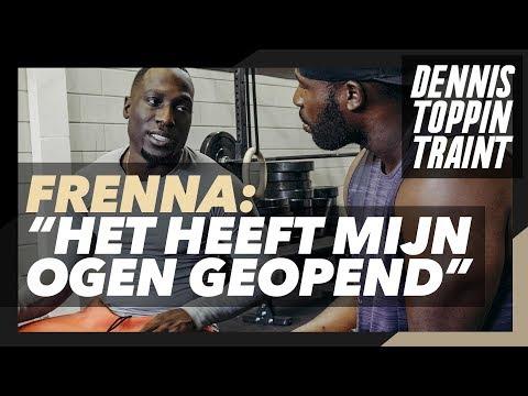#REALTALK met FRENNA ★ Dennis Toppin Traint