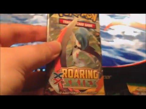 Roaring Skies-boksin availua osa 1