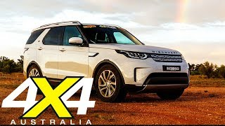 Land Rover Discovery Sd4 | 2018 4x4 of The Year Contender | 4X4 Australia