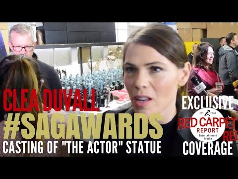 Clea Duvall ed at the 24th SAG Awards Casting of