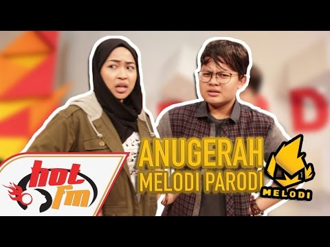 Anugerah Melodi Parodi! #GengSara
