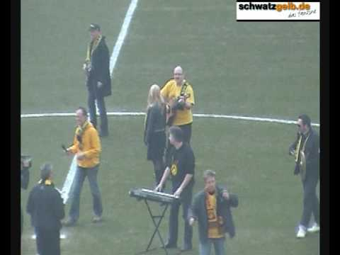 BVB - Werder Bremen - Südtribüne vs. Stand Up