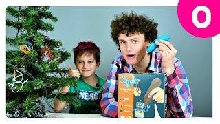 Делаем новогодние игрушки и украшаем елку