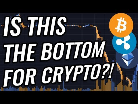Are We Looking At The Bottom Of The Bitcoin & Crypto Bear Market?! BTC, ETH, XRP, BCH & Crypto News!