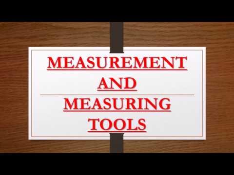 Measurements (माप,मापन की विधि)!