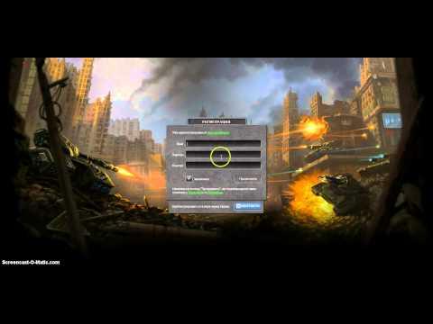 Как зайти в игру танки онлайн и как зайти на форум