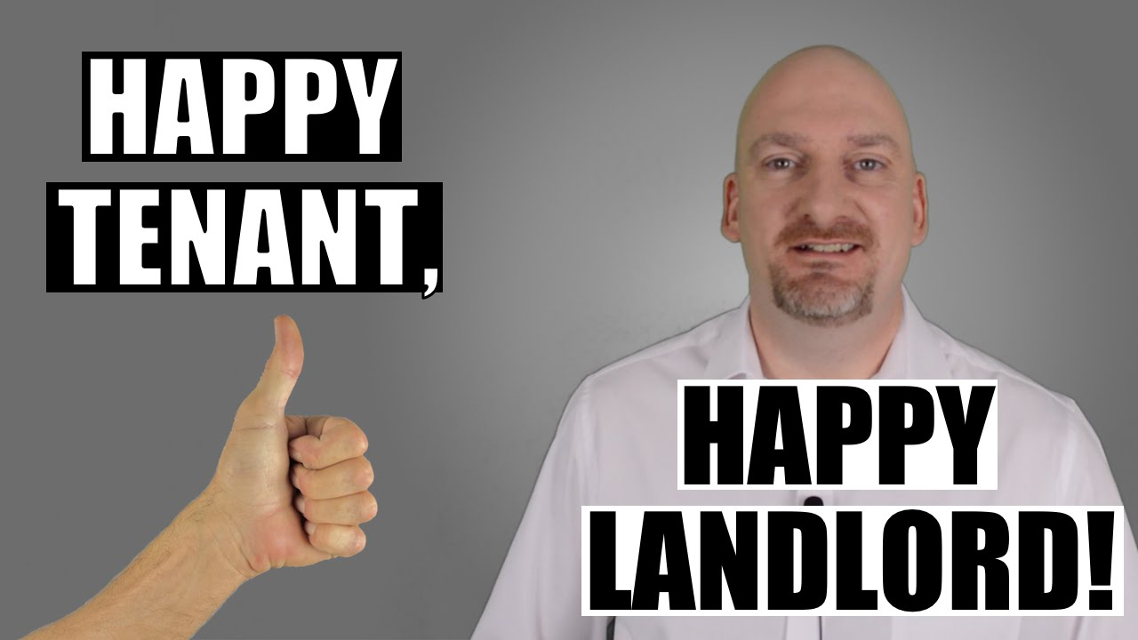 How To Be A Good Landlord 8 Tips For Looking After Your