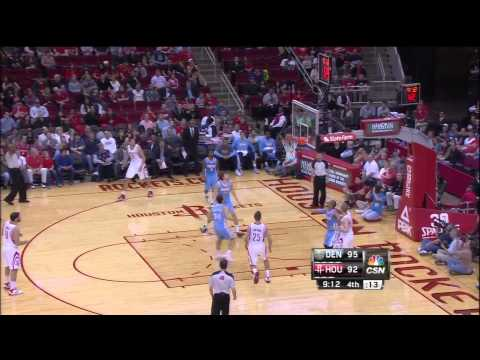 [4.6.14] Houston Rockets Highlights vs Nuggets (Full Highlights)