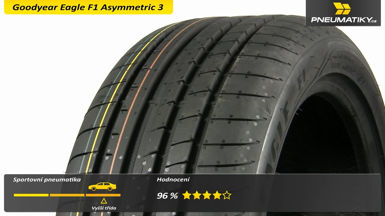 goodyear eagle f1 asymmetric 3 youtube. Black Bedroom Furniture Sets. Home Design Ideas