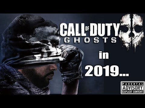Call of Duty GHOSTS in 2019 ???? I Want COD GHOSTS 2, Cut the MW4 HYPE! COD 2019 Leaks, News & Rumor