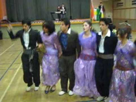 Kurdish Dance Group Awiar