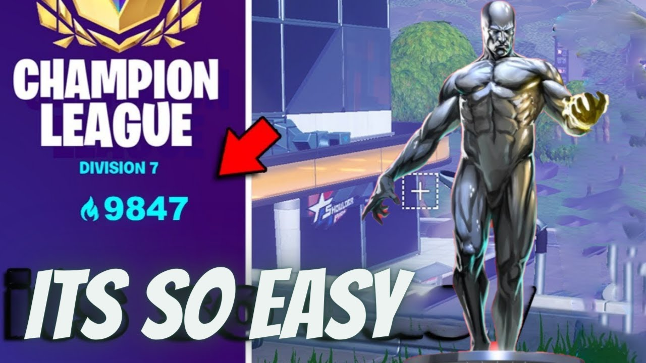 How To Get 1000+ Arena Points A DAY! - Fortnite Battle Royale