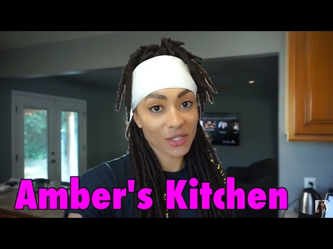 How to Cook Like a Boss! (Easy Pasta Recipe)  Amber's Kitchen 