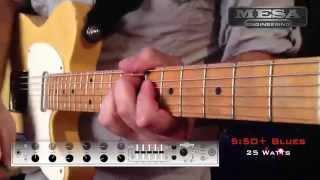MESA/Boogie Express 5:50+ Ch. 2 BLUES – Overdrive