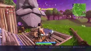 Fortnite ps4 un cheateur en action