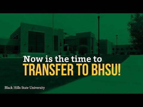 Transfer to Black Hills State University